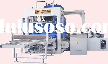 Sale! Automatic concrete block making machine