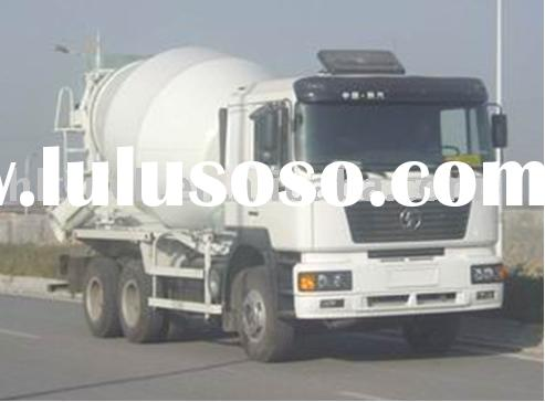 Shanqi used Concrete Mixer Truck