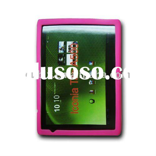 Silicone GEL Skin Case cover for Acer Iconia Tab A500 tablet PC