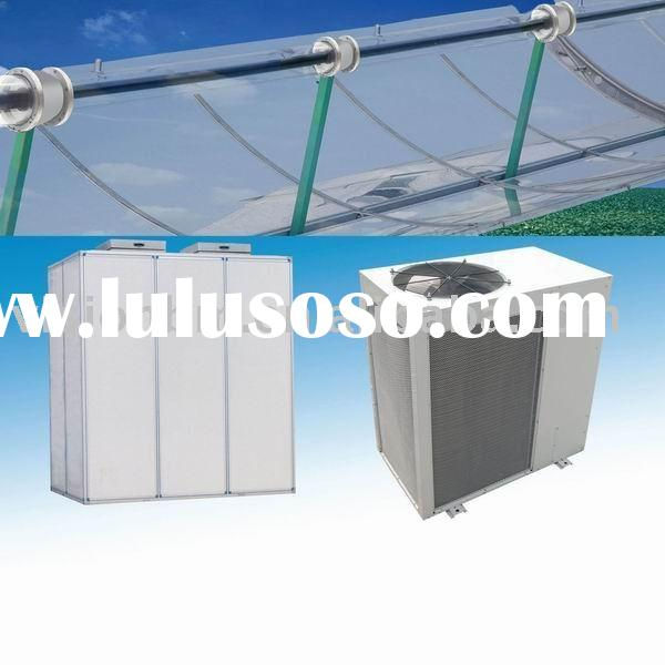 Solar air conditioner (central air conditioner system)