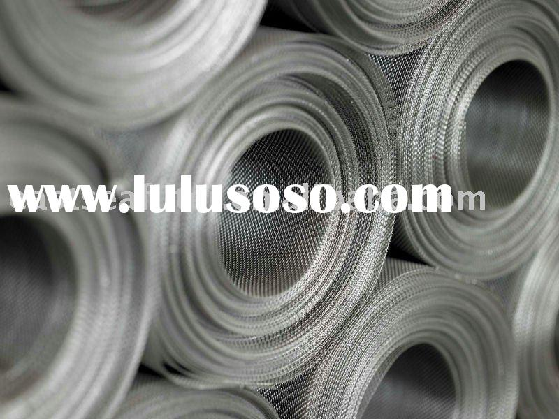 Stainless Steel Filter Screen, Metal Wire Mesh, Perforated Metal Mesh
