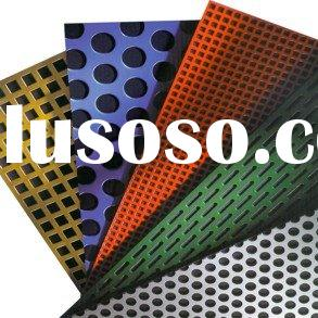 Stainless Steel Perforated Mesh Panel