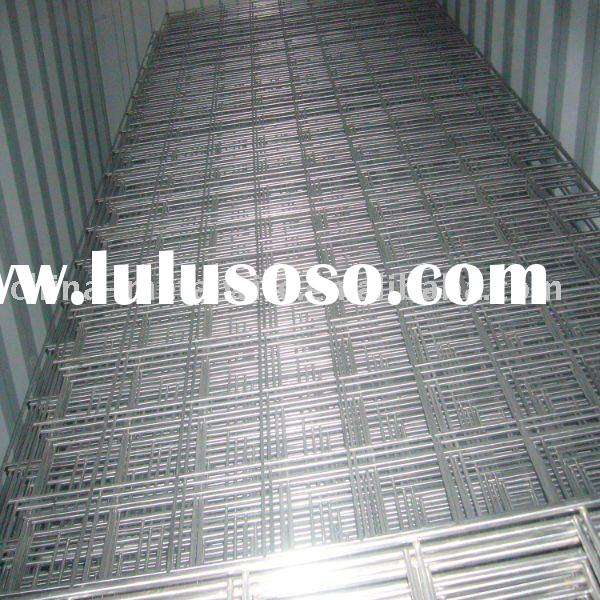 Stainless Steel Welded Wire Mesh Panel (304,304L,316,316L)