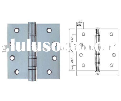 Stainless Steel hinge,Stainless steel 4 ball bearing hinge