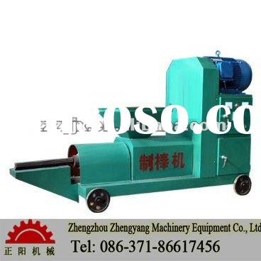 Straw Briquette Machinery hot selling at home and abroad!
