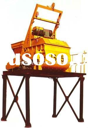 Structure most used concrete Mixer- JS750