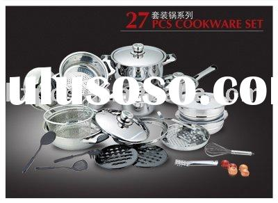 THERMAL Stainless steel cookware sets