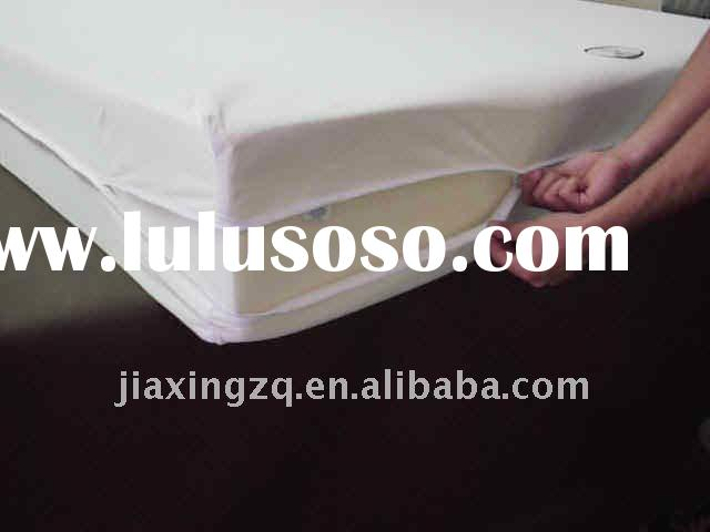 Terry Hospital Mattress Encasement and Waterproof Bed Cover