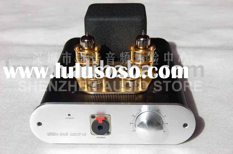 The Little Dot MK IV / MK IV SE Headphone Amplifier and Pre-Amplifier