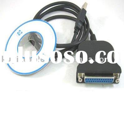 USB to 25 Female Parallel port Printer Converter Cable