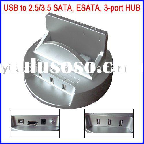 USB to 2.5 SATA/IDE Hdd docking station