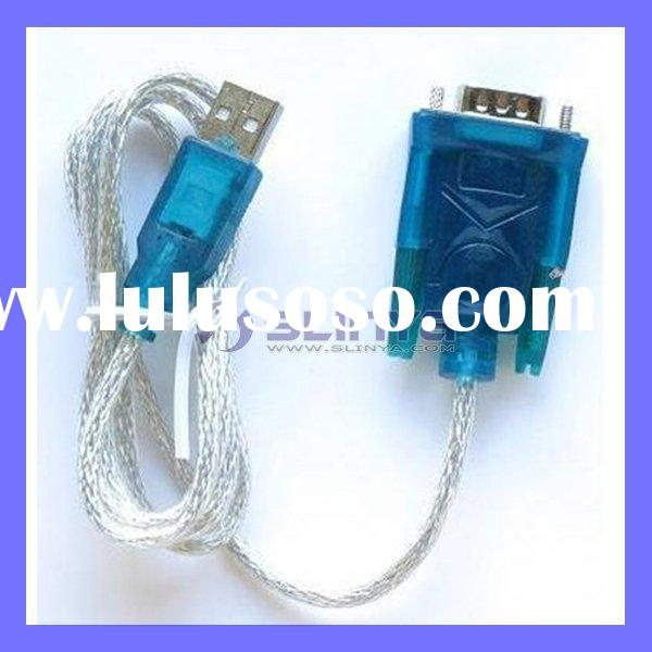 USB to RS232 Serial 9 Pin DB9 Cable Adapter COM Port