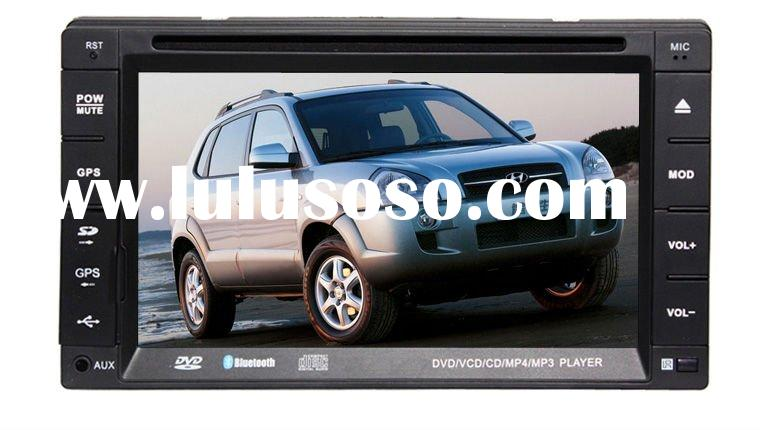 Universal Car DVD Player with GPS system
