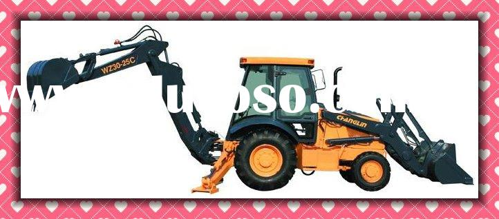 Used backhoe loader with price,backhoe loader WZ30-25C for sale