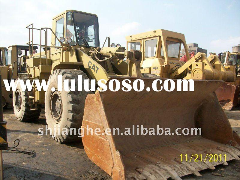 Used caterpillar wheel loader cat 966e for sale , 966C/D/E/F
