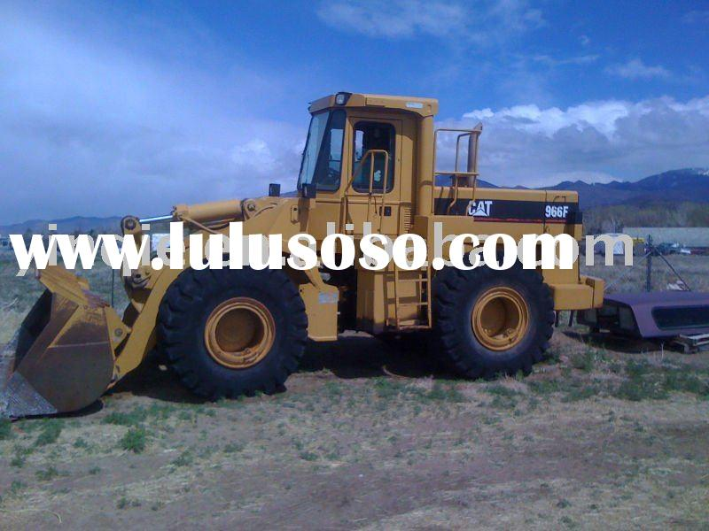 Used wheel loader CAT 966F, Used CAT 966 loader