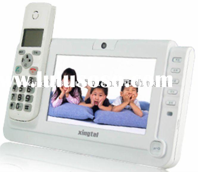 Video door phone Model H4 with DECT and image memory