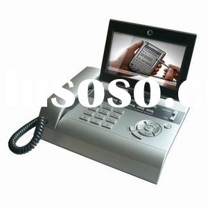 VoIP Video phone( Video screen :7''),Video phone,ip video phone,ip phone