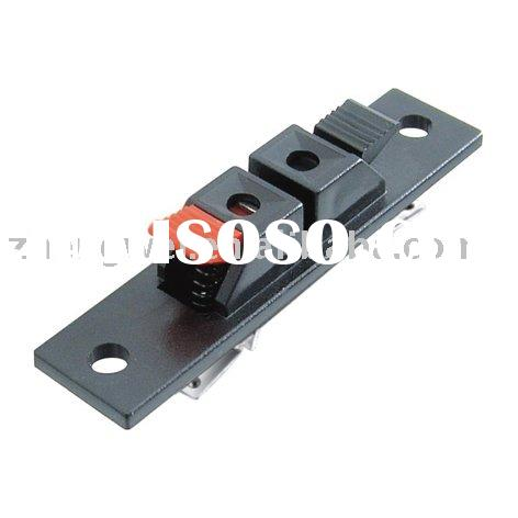 WP push terminal block,speaker wire connector (WP2-10)