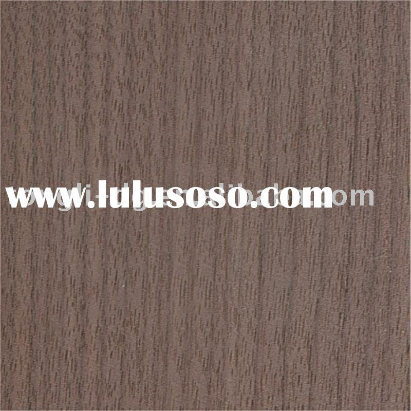 Walnut veneer plywood