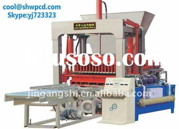 Widely Used Concrete Block Making Machine with Low Price
