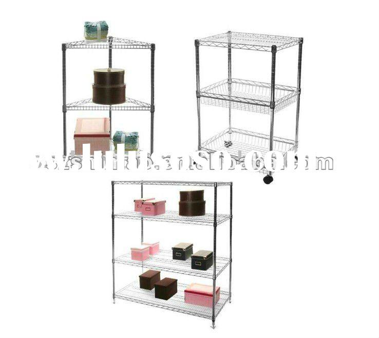 Wire Shelving rack furniture