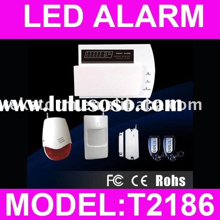 Wireless Alarm/Security alarm/home alarm system/office alarm/Intruder alarm/Motion alarm/autodial al
