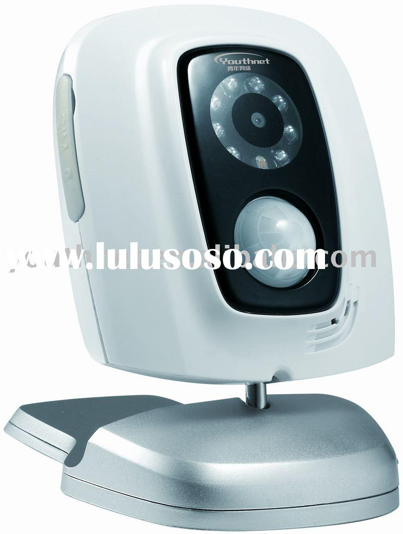 Wireless CCTV camera (send picture to cell phone.Home alarm camera, GSM, CCTV)