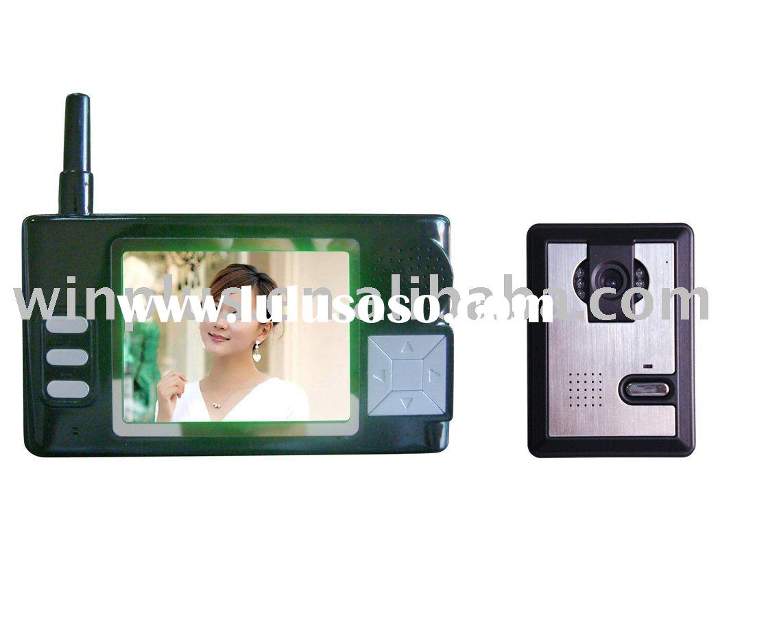 Wireless Color Video Door Phone Store 200pcs photos