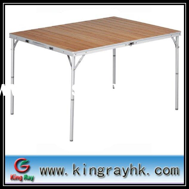 Wooden folding kitchen tables
