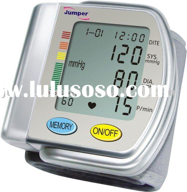 Wrist fully blood pressure monitor