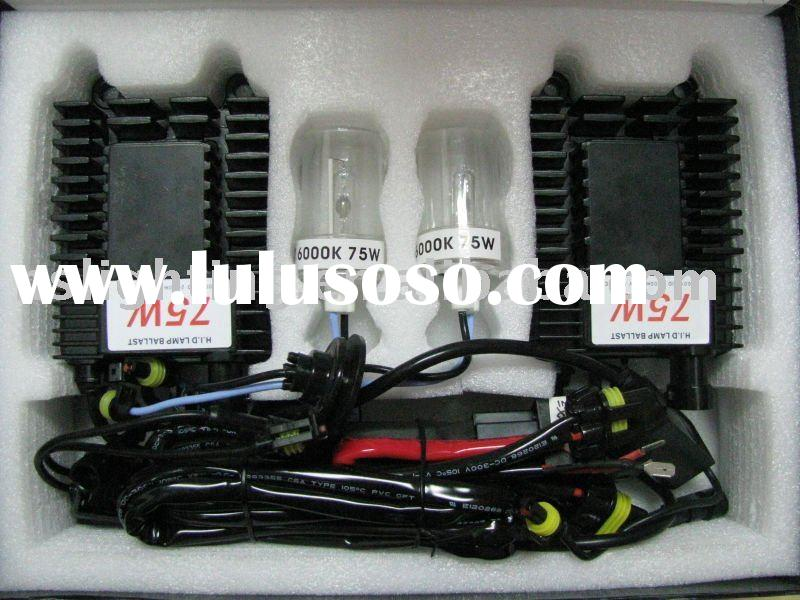 Xenon HID kit H4-2 75W low beam/high beam
