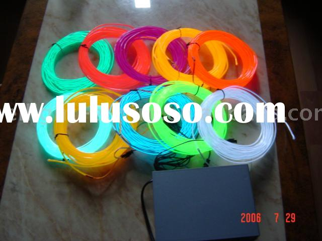 """Polar Light 2"" EL Wire,EL cable,EL light,EL,EL neon wire,EL products,EL"