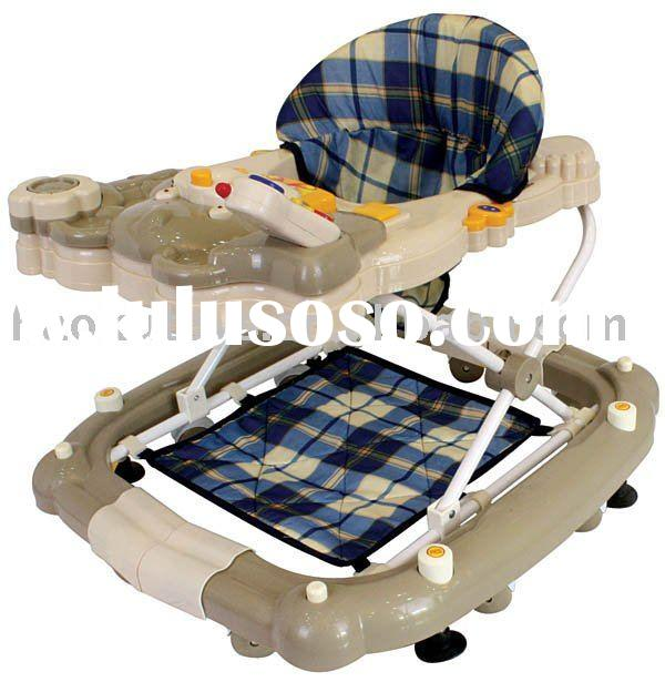 baby walk with feet pad