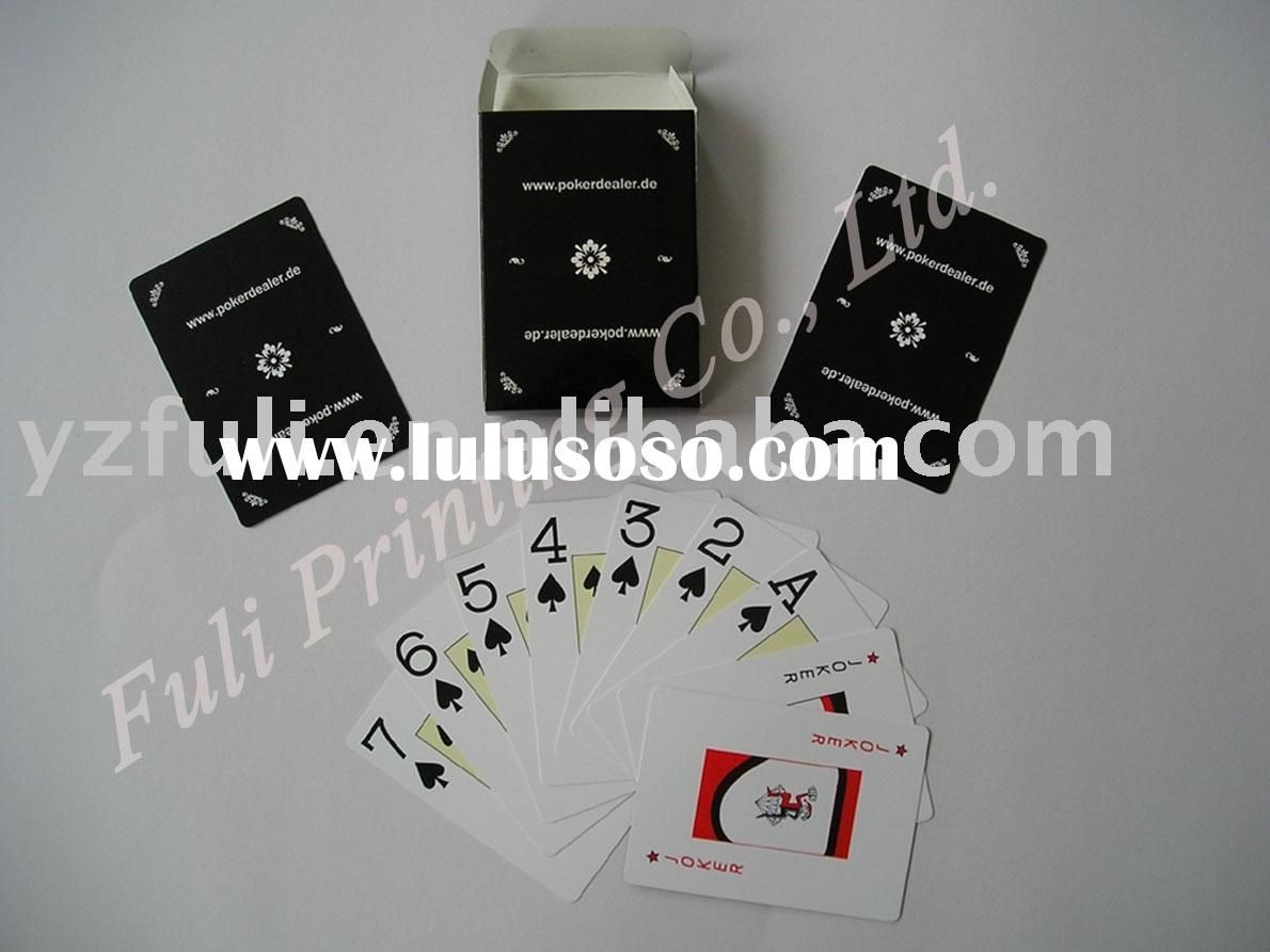 casino playing card manufacturers
