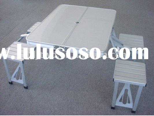 cast aluminum outdoor folding tables and chairs