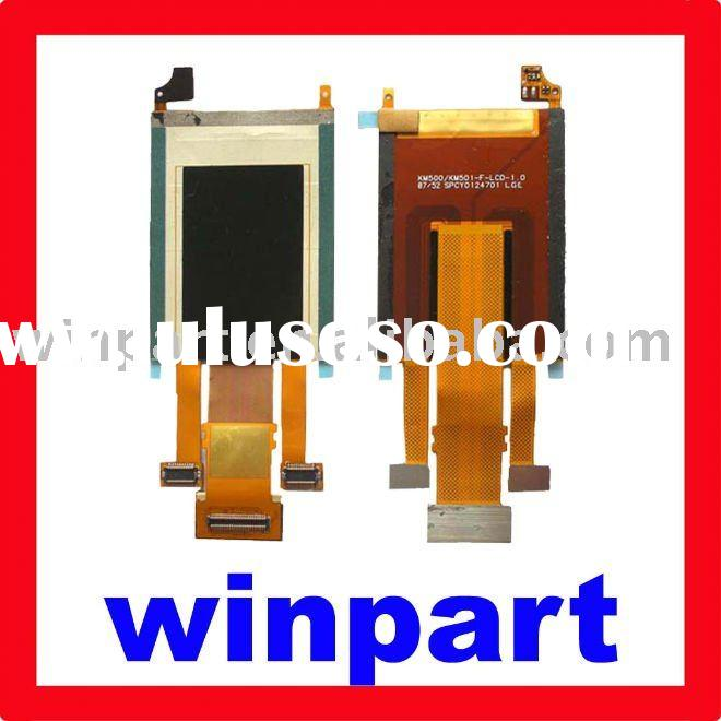 cell phone parts of flex cable For LG KM500