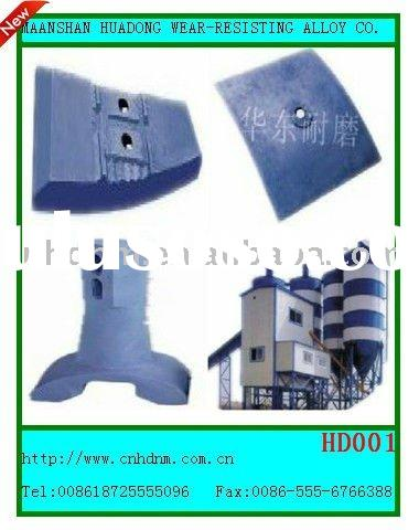 cement mixer parts