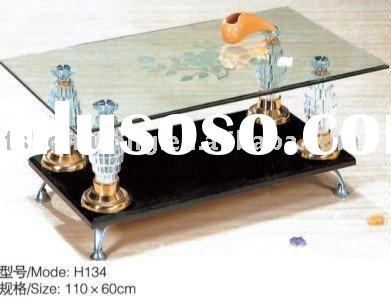 metal and glass tray table, metal and glass tray table Manufacturers