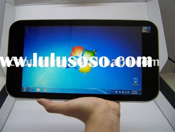 cheap windows 7 best tablet pc 10 inch capacitive screen notebook computer