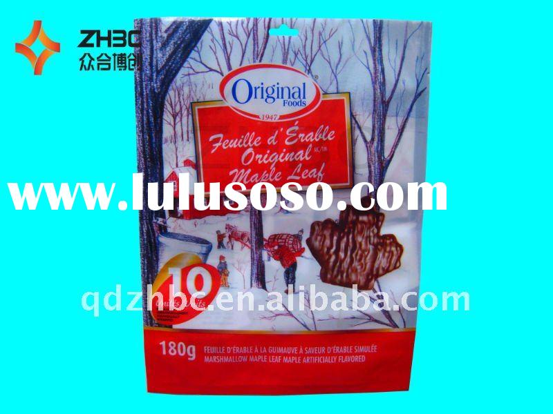 chocolate bar packaging materials/coffee packaging bags