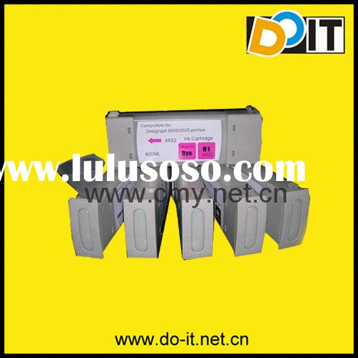continuous ink supply system for hp 1050,hp 1055,hp 5000,hp 5500