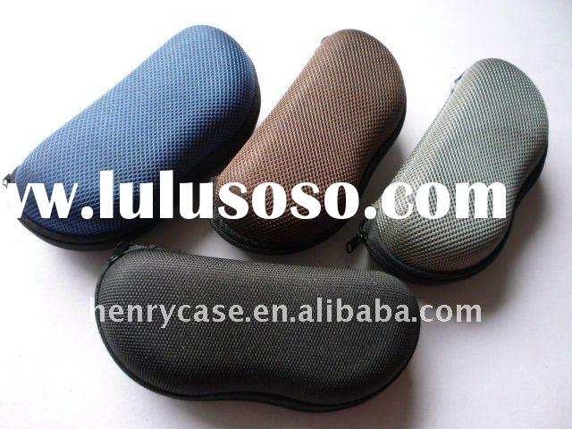 custom sunglasses case with net cloth