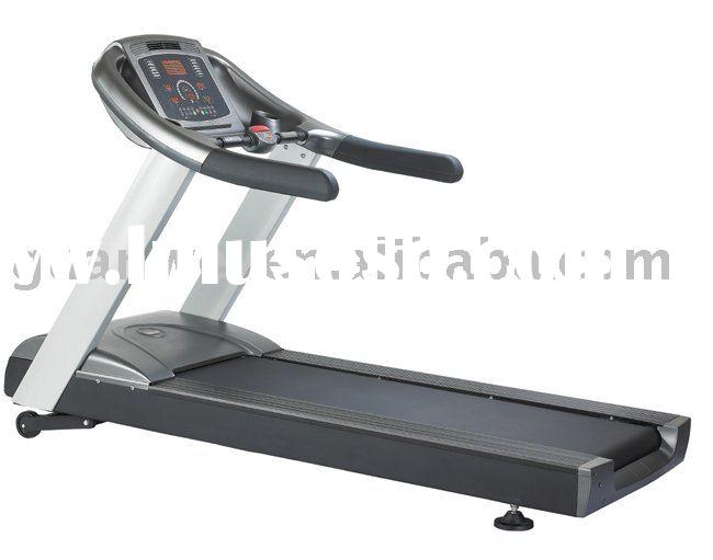 delux fitness equipment,commercial treadmill with 4.0HP AC motor,gym equipments