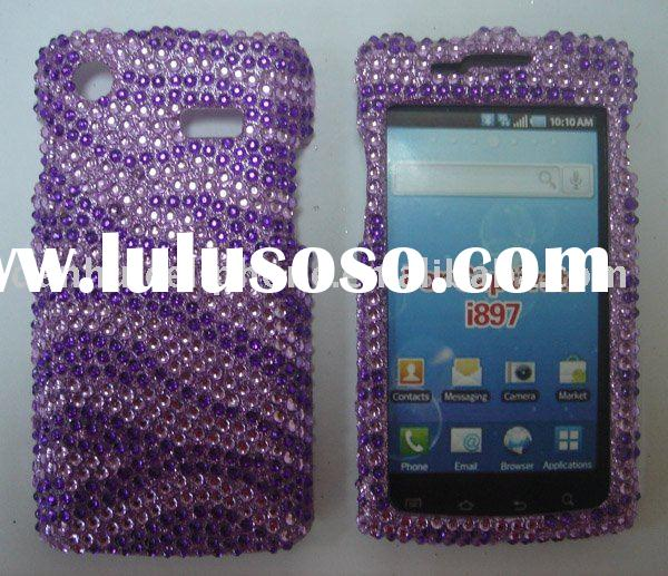 diamond cell phone case for Samsung Captivate (Galaxy S) I897