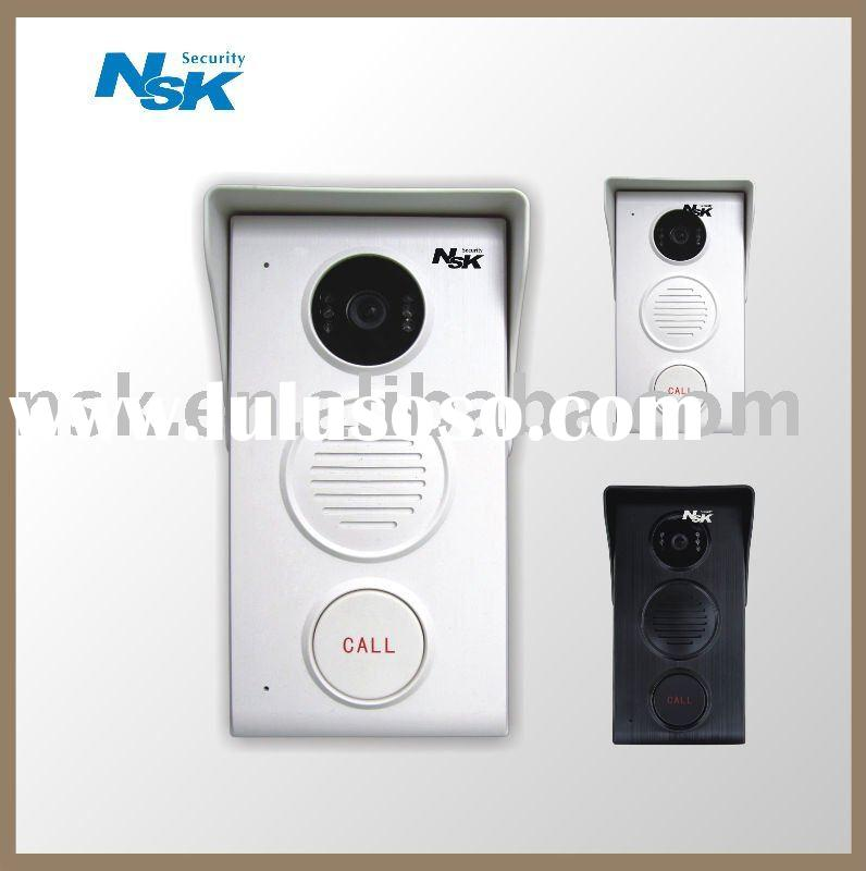 digital wireless video door phone camera