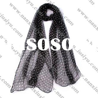dongfeng yarn scarves/silk scarf/tie dyed scarf/fashion scarves