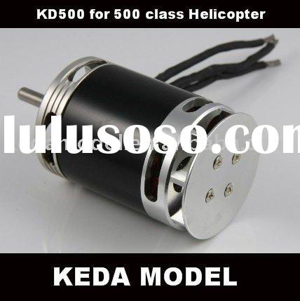 electric RC helicoper motors and parts+ESC rc toy