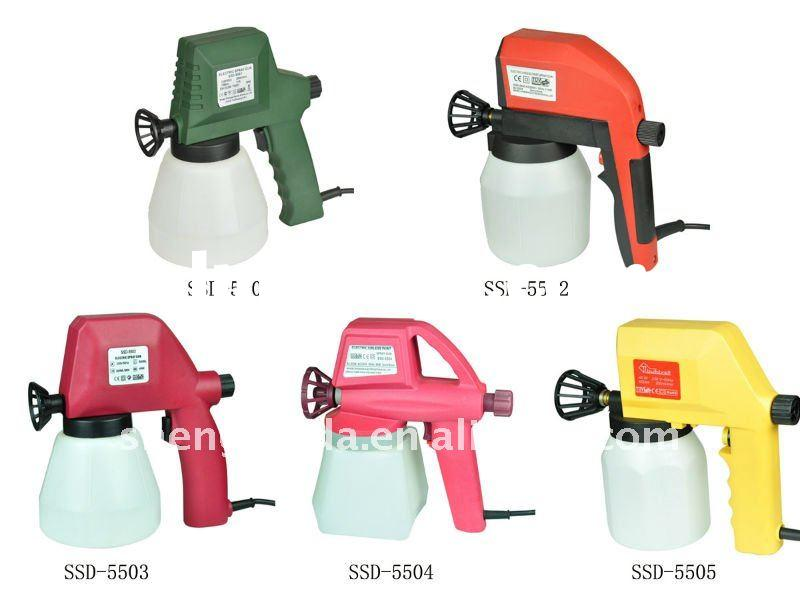 electric airless paint sprayer gun