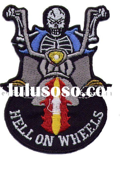 embroidery army accessory patches/military badges/emblems